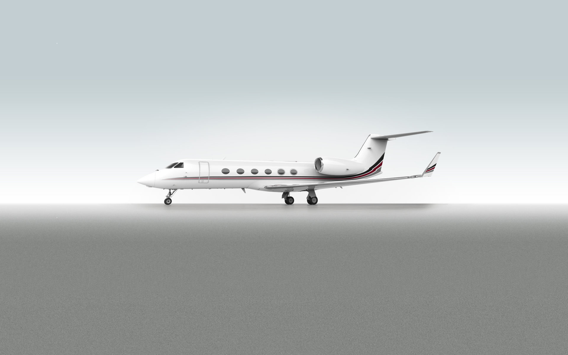 360 VR Virtual Tours of the NetJets   Gulfstream G450GIV-SP – VRCLOUD