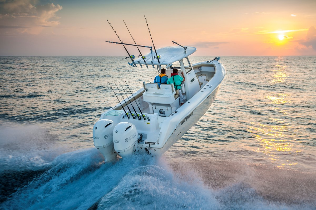 360 VR Virtual Tours of the Everglades 255 Center Console – VRCLOUD