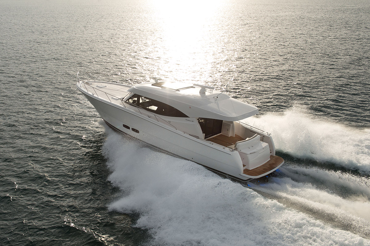 360 VR Virtual Tours of the Maritimo S51 Motoryacht – VRCLOUD