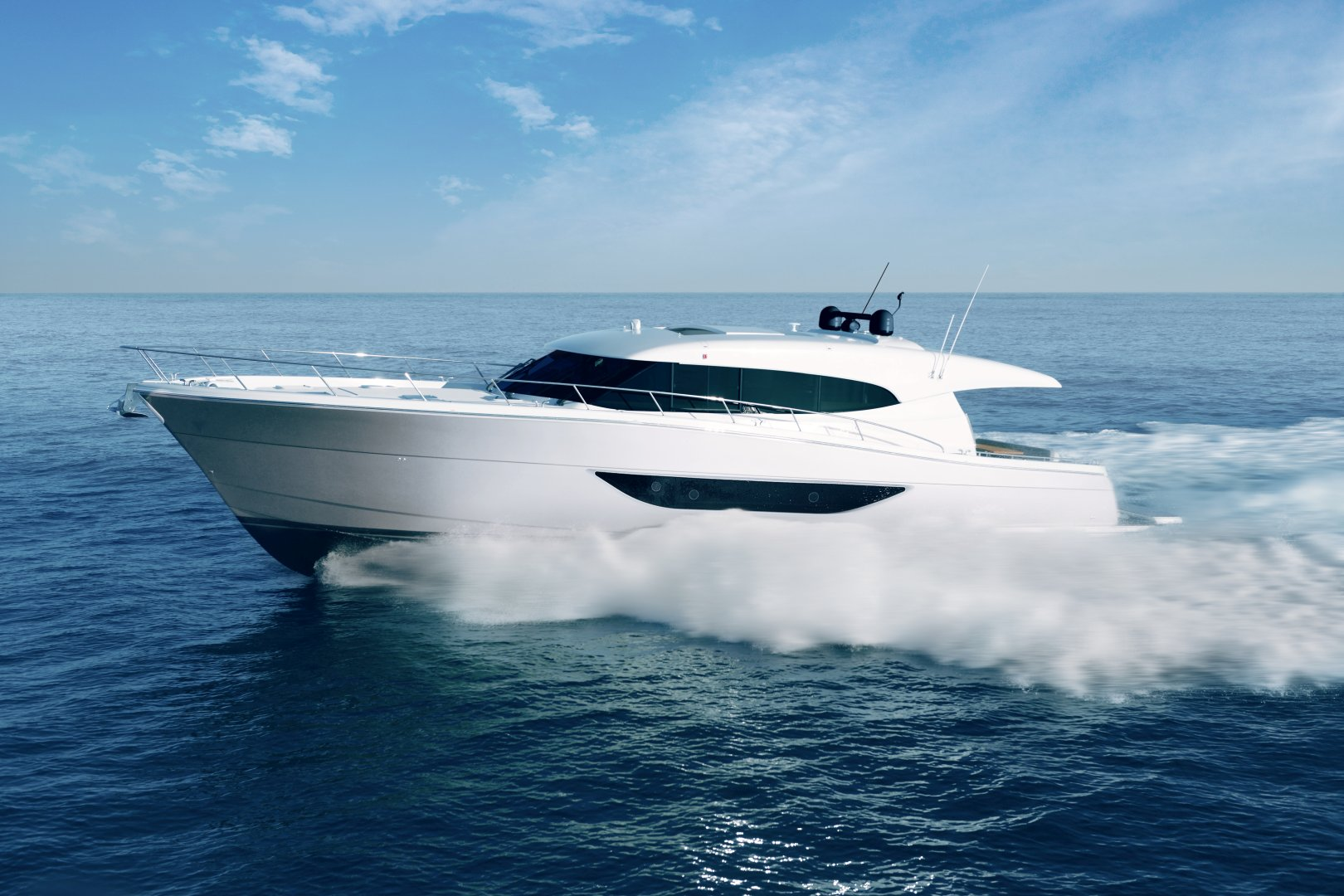 360 VR Virtual Tours of the Maritimo S70 – VRCLOUD