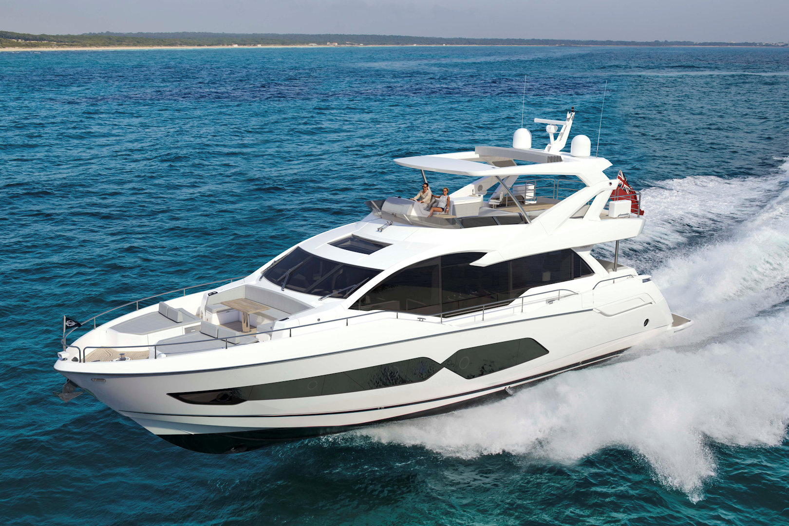 360 VR Virtual Tours of the Sunseeker 76 Yacht – VRCLOUD