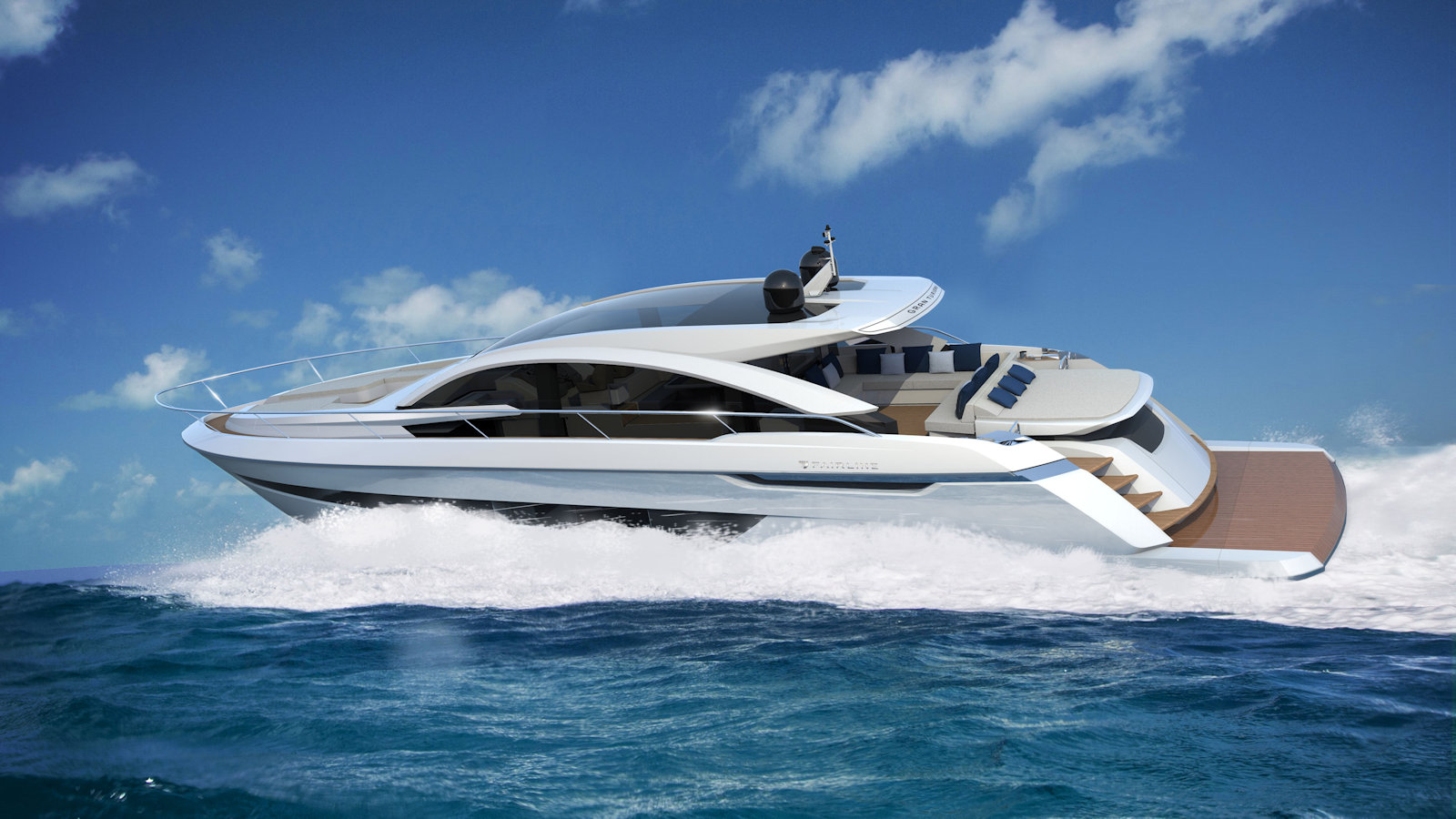 360 VR Virtual Tours of the Fairline 65 GTO – VRCLOUD