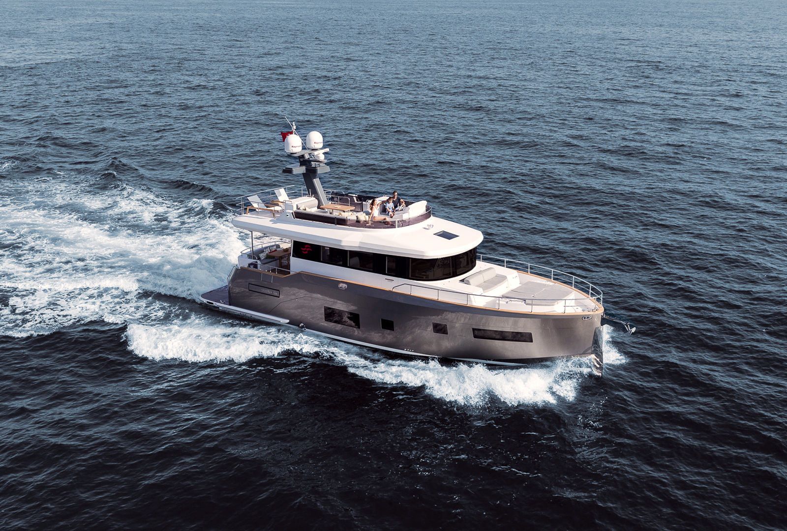 360 VR Virtual Tours of the Sirena 58 – VRCLOUD