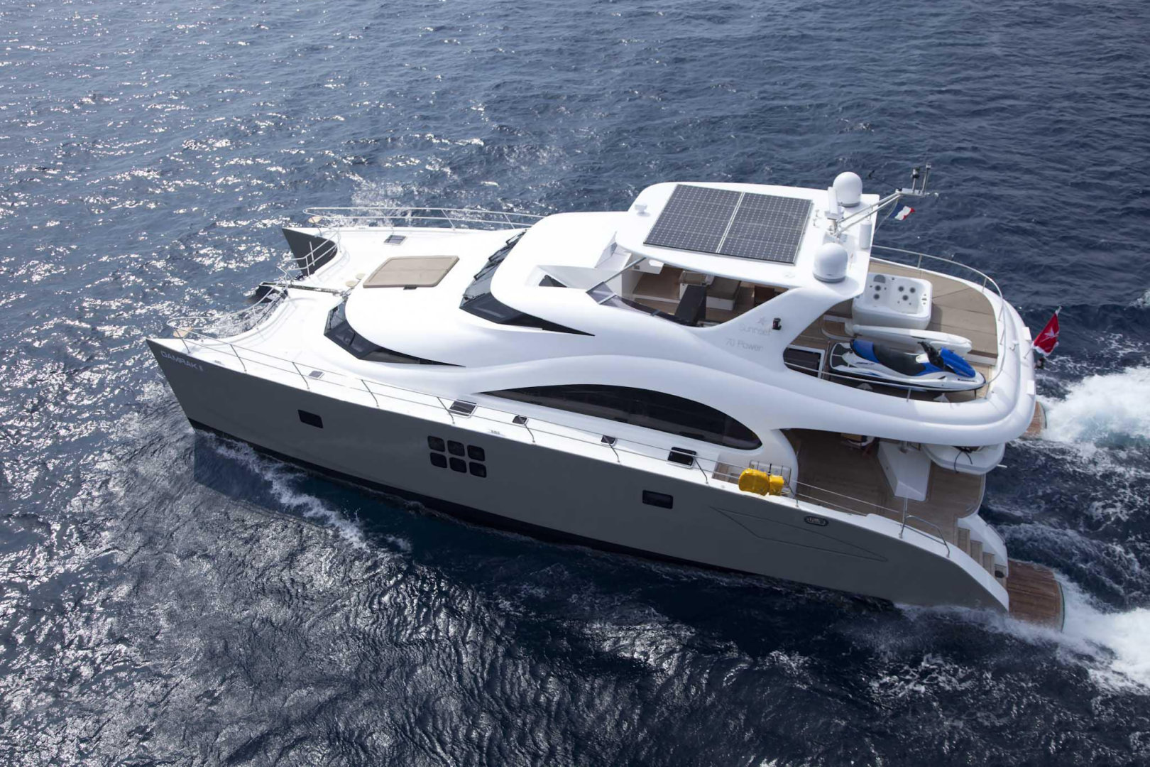 Yacht and Aircraft virtual tours and sales tools