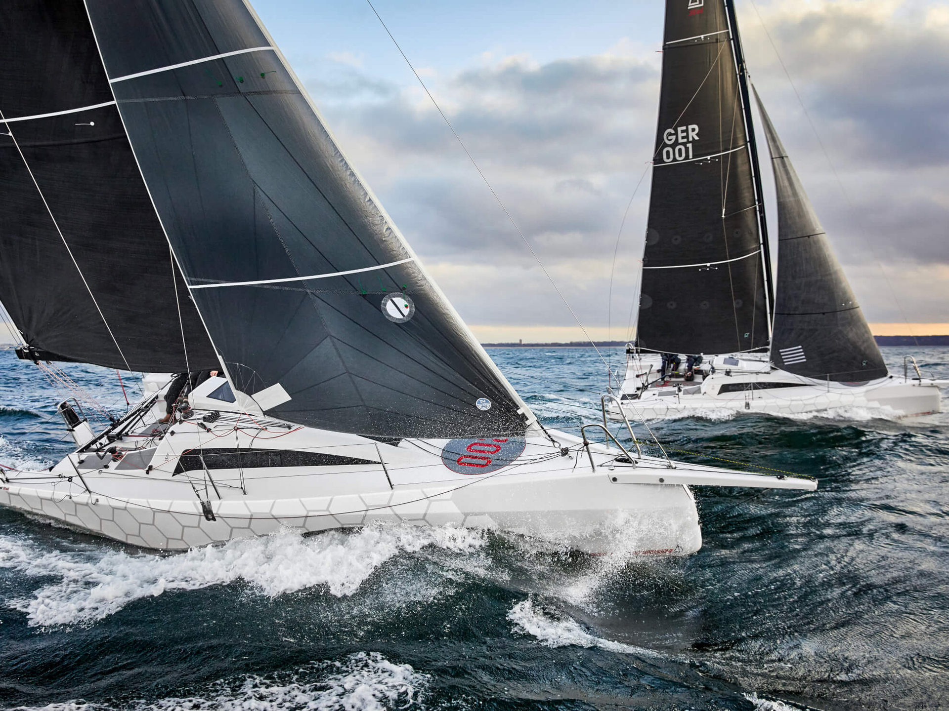 360 VR Virtual Tours of the Dehler 30 One Design – VRCLOUD