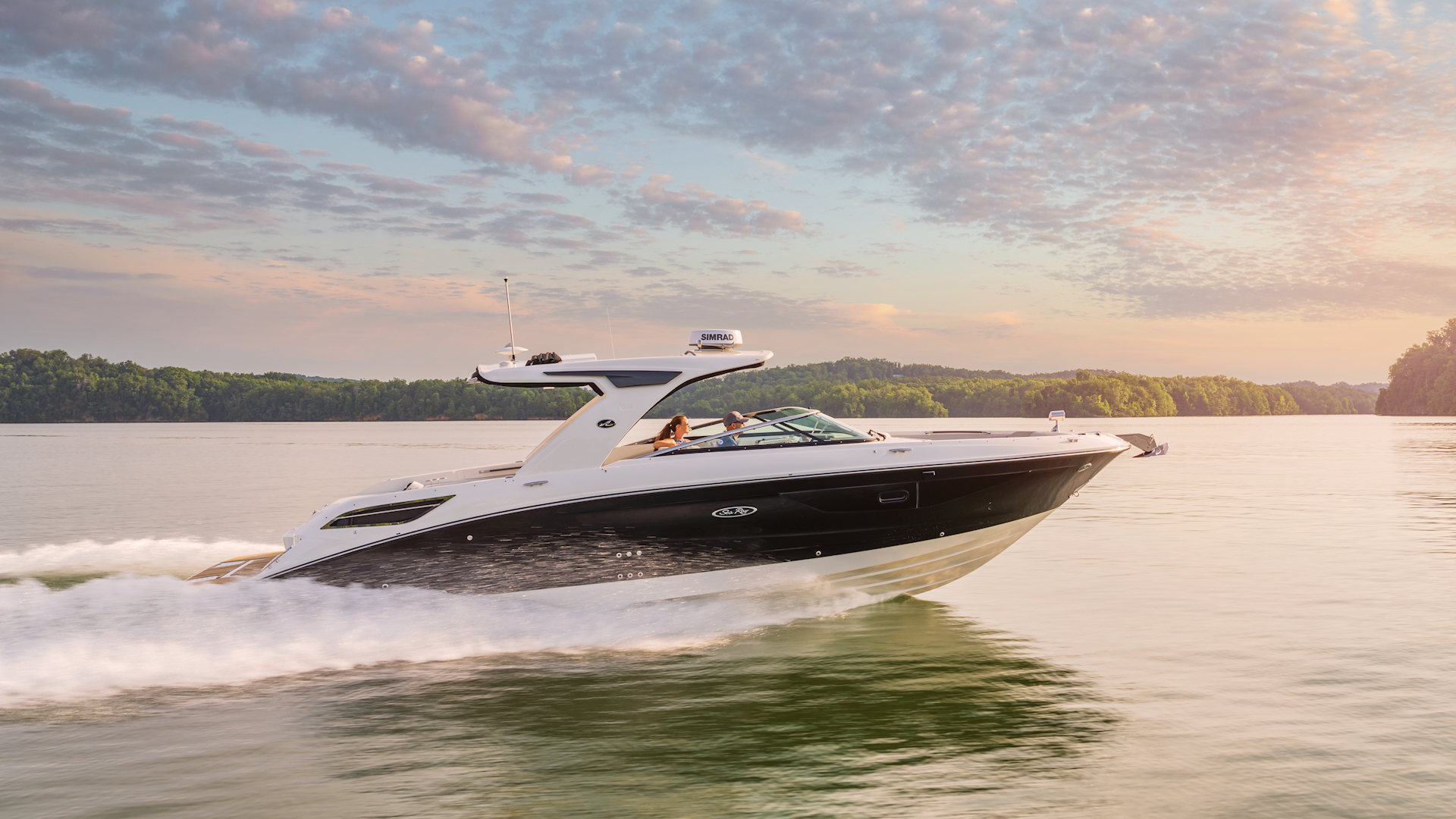 360 VR Virtual Tours of the Sea Ray SLX 350 – VRCLOUD
