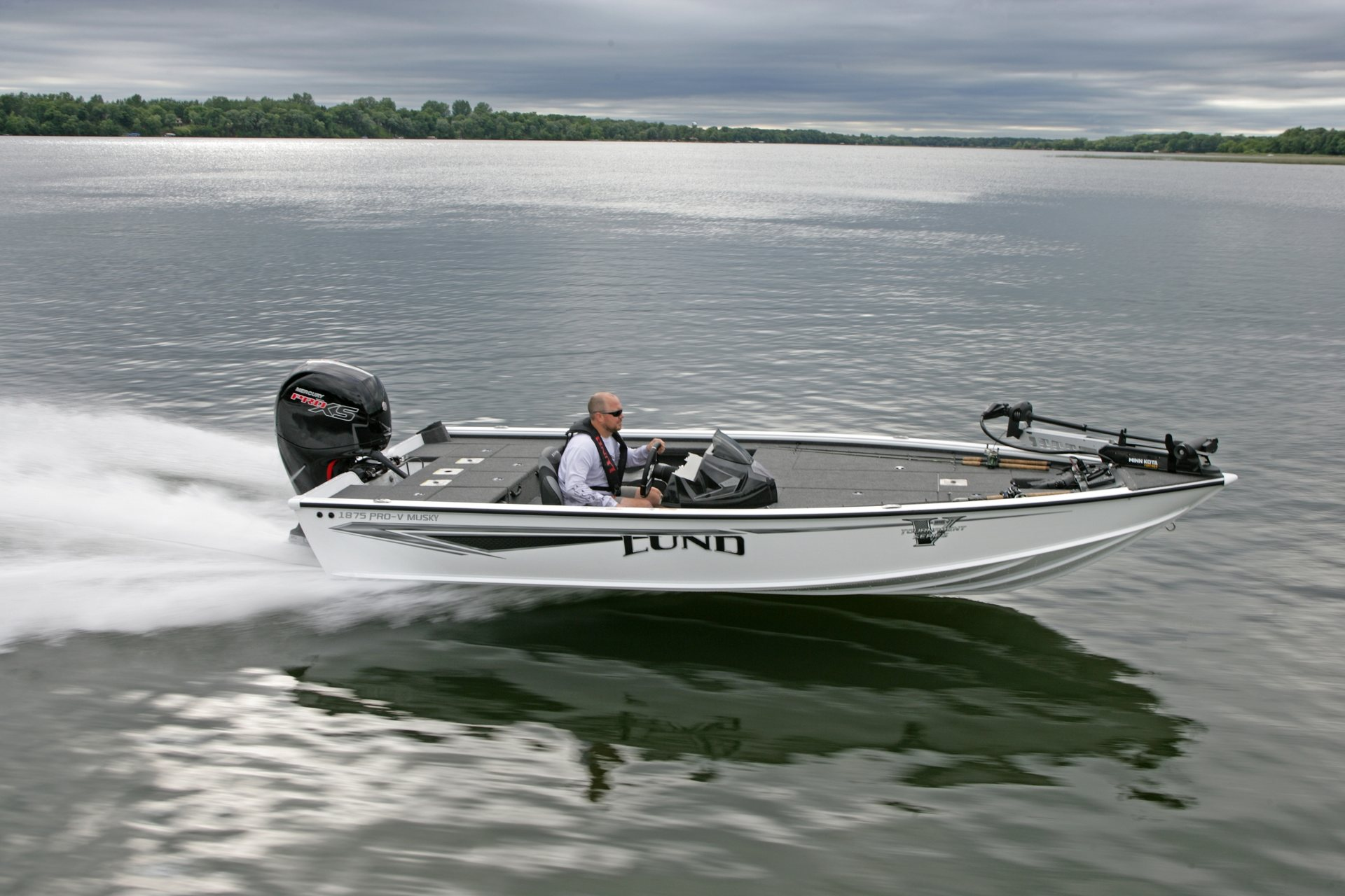 360 VR Virtual Tours of the Lund 1875 Pro-V Musky XS – VRCLOUD