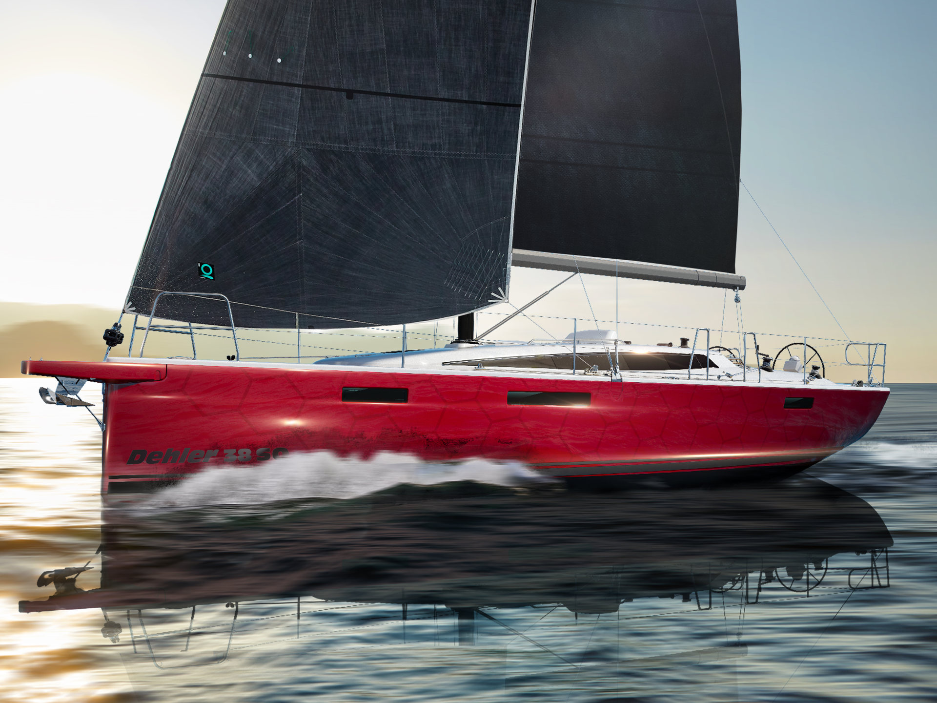 360 VR Virtual Tours of the Dehler 34 – VRCLOUD